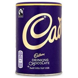 cadbury drinking chocloate