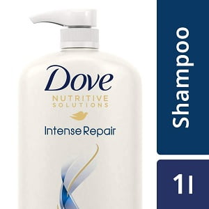 Dove Intense Repair Shampoo, 1L worth Rs.690 for Rs. 380 – Amazon