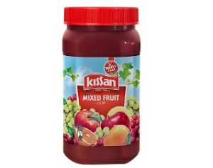Kissan Mixed Fruit Jam 1 kg worth Rs.280 for Rs.250 – Amazon