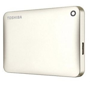 Toshiba Canvio Connect II 2TB USB 3.0 External Hard Drive Rs.4,499 + 10% off with HDFC Card – Amazon