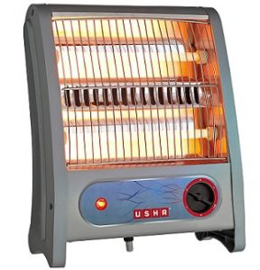 Usha Quartz Room Heater (3002) 800-Watt