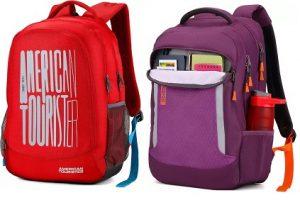 Backpacks – American Tourister Minimum 50% off