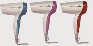 Agaro Style Essential HD 6501 Hair Dryer (1000 Watt)