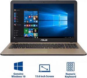 Asus APU Quad Core E2 - (4 GB/500 GB HDD/Windows 10 Home) X540YA-XO760T Laptop