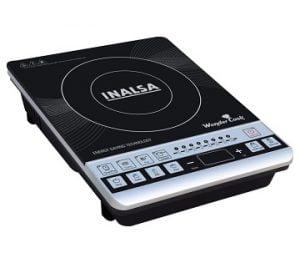 Inalsa Wonder Cook 1800-Watt Induction Cooktop