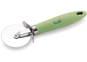 LMS Stainless Steel Pizza Cutter