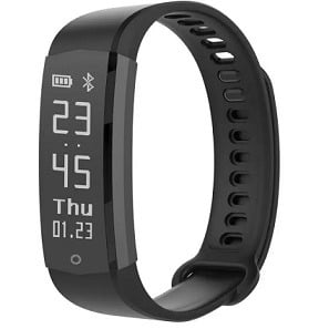 Lenovo HX06 Active Smartband  (Black Strap, Size : Regular) for Rs. 999 – Just at Flipkart