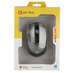 Live Tech MSW-11 2.4 Ghz Wireless Optical Mouse for Rs.299 – Amazon