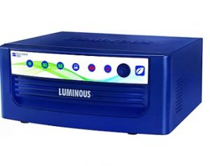 Luminous 1050 ECOVOLT+ Pure Sine Wave Inverter (900 VA) for Rs.4365 – Amazon