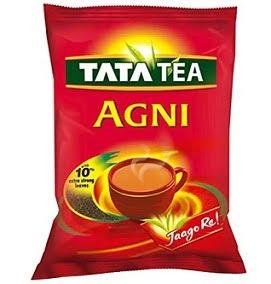 Tata Agni Leaf Tea (1 kg Pouch) worth Rs.280 for Rs.196 – Flipkart (Min. 2 Qty)