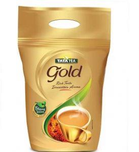 Tata Gold Tea (1 kg, Vacuum Pack) for Rs.396 – Flipkart