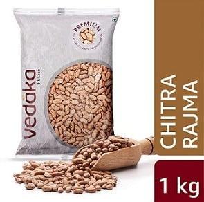 Vedaka Premium Chitra Rajma, 1kg for Rs.79 – Amazon PANTRY