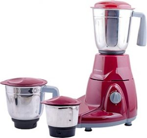 Westinghouse MG75C3A-DS Mixer grinder 750W with 3 Jars