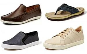 Centrino Casual Shoes & Floaters – Min 70% off starts Rs.299 @ Amazon