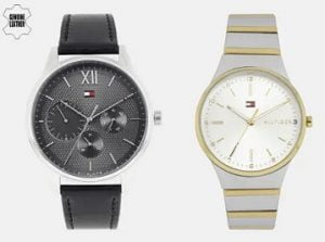 Flat 50% off on Tommy Hilfiger Watches @ Myntra