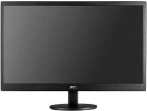 AOC 18.5 inch HD LED Backlit Monitor (E970SWHEN) worth Rs.6400 for Rs.3718 – Flipkart
