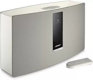 Bose SoundTouch 30 III Bluetooth Speaker  (White, Stereo Channel)
