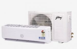 Godrej 1.5 Ton 3 Star (BEE Rating 2018) GSC 18 SGN 3 CWQR Split AC (White) for Rs.26490 + Free 2 Yrs Extended Warranty (with HDFC Cards Rs.24490) @ Tatacliq