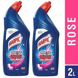 Harpic Powerplus Toilet Cleaner – 1000 ml Pack of 2 for Rs.324 – Amazon