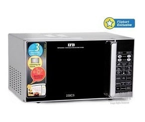 Great Deal: IFB 23SC3 23 L Convection Microwave Oven worth Rs.13250 for Rs.8949 @ Flipkart