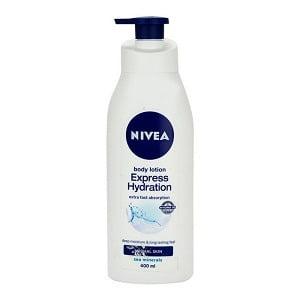 Nivea Express Hydration Body Lotion  (400 ml)