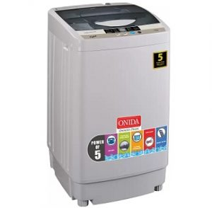 Onida 6.2 kg Fully Automatic Top Load Washing Machine Grey  (T62CGN / CRYSTAL 62) for Rs.9,999 – Flipkart