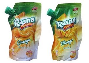 Steal Deal: Rasna FruitPlus 750g Spout Pack Combo worth Rs.400 for Rs.299 – Amazon