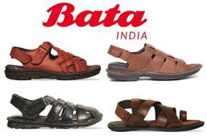 Bata Sandals for Men – upto 70% off @ Bata
