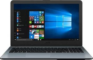 Asus Core i3 7th Gen – (4 GB/1 TB HDD/Windows 10 Home) X540UA-GQ682T Laptop  (15.6 inch, 2 kg) for Rs.25,990 – Flipkart