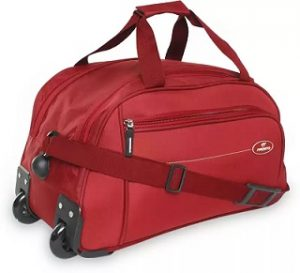 Steal Deal: Pronto 8660-MR Travel Duffel Bag (Maroon) for Rs.899 – Flipkart