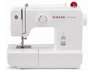 Singer Promise 1408 Sewing Machine worth Rs.9500 for Rs.6925 – Amazon