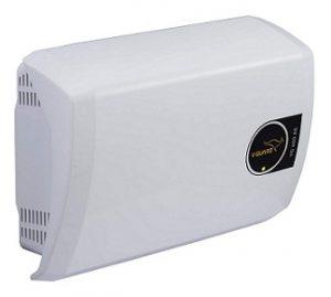 V-Guard VG400 AE10 Stabilizer for 1.5 Ton AC (Working Range 165V-270V)