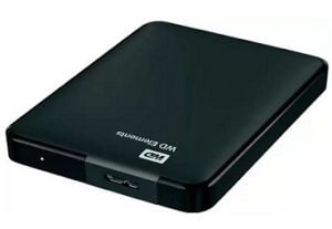 Special Offer: WD Elements 2 TB Wired External Hard Disk Drive  (EXTRA 10% off on Debit / Credit Card) for Rs. 4,898 – Flipkart