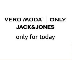 Men's & Women's Clothing (Jack & Jones, Vero Moda & Only) – Minimum 65% Off @ Amazon