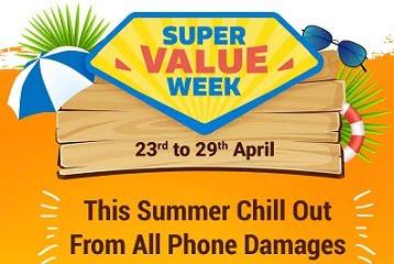 Flipkart Super Value Week (23rd April – 29th April)