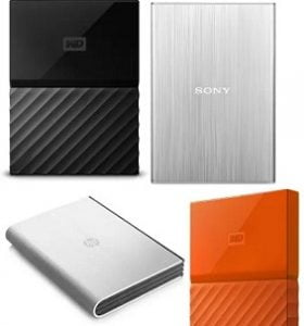 External Hard Disk upto 59% off + Extra 10% off with All Debit / Credit Cards @ Flipkart