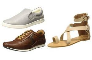 Men's / Women's Footwear – Min 70 % off @ Amazon