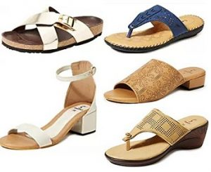 Women Footwear – Flat 60% – 75% off @ Amazon