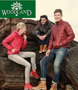 Woodland Online Store: Get 40% – 50% off on Footwear, Clothing & Accessories