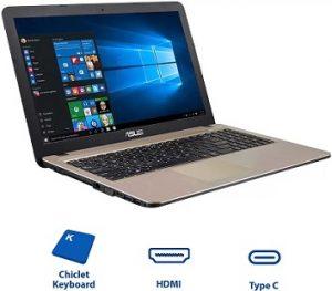 Asus APU Quad Core E2 – (4 GB/ 500 GB HDD/ Windows 10 Home) Laptop  (15.6 inch, 2 kg) for Rs.15,990 – Flipkart