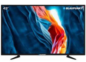 Blaupunkt 109cm (43 inch) Full HD LED TV (BLA43AF520) for Rs. 15999 @ Flipkart