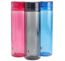 Cello H2O 1000 ml Bottle  (Pack of 3, Multicolor) worth Rs.504 for Rs.269 – Flipkart
