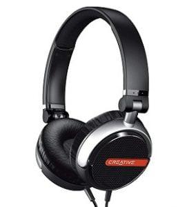 Steal Deal: Creative Flex Ultra-light On-ear Headphones worth Rs. 5,999 for Rs. 1,399 – Amazon