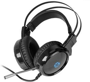 HP Wired Gaming with 3.5mm Jack And USB Wired Headset with Mic worth Rs.2,035 for Rs.629 – Flipkart