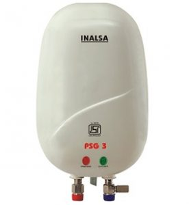 Inalsa PSG 3-Litre 3000-Watt Instant Water Heater for Rs.1820 – Amazon