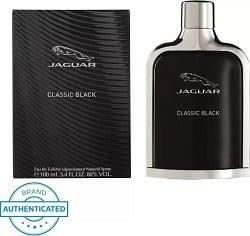 Jaguar Classic Black EDT – 100 ml  (For Men) worth Rs.3300 for Rs.947 – Flipkart