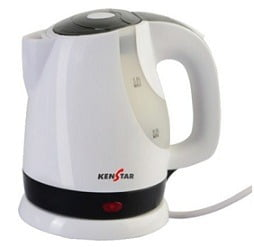 Kenstar KKB10C3P-DBH 1 L Electric Kettle 1300 Watt