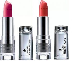 Lakme Lipsticks – Minimum 30% off – Flipkart