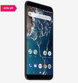 Steal Deal: Mi A2 64 GB, 4 GB RAM, Dual SIM 4G for Rs.10,098 – Tatacliq (with HDFC Cards Rs.9,088)