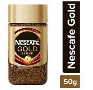 Nescafe Gold Instant Coffee  (50 g) worth Rs.290 for Rs.225 – Flipkart